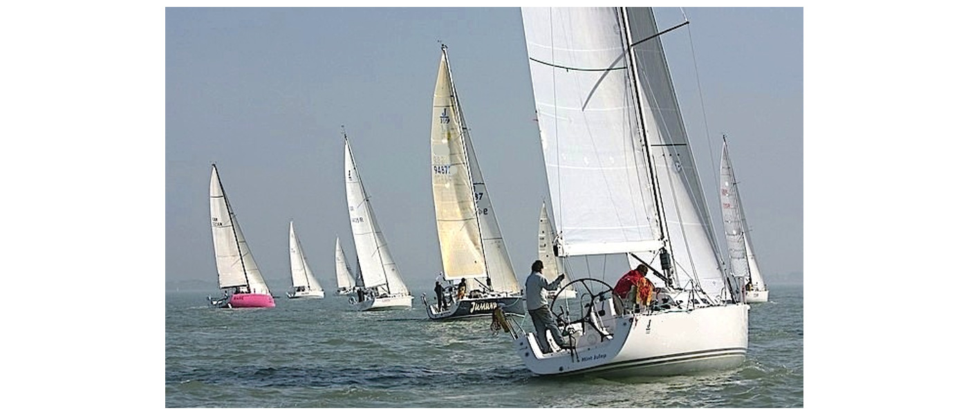 Aqua partners HYC Double handed Race Challenge