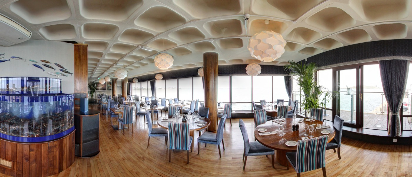 Aqua Restaurant, Howth – Google 360 degree tour