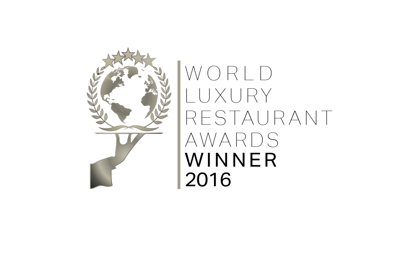 World Luxury Restaurant Awards Winner Logo (W)