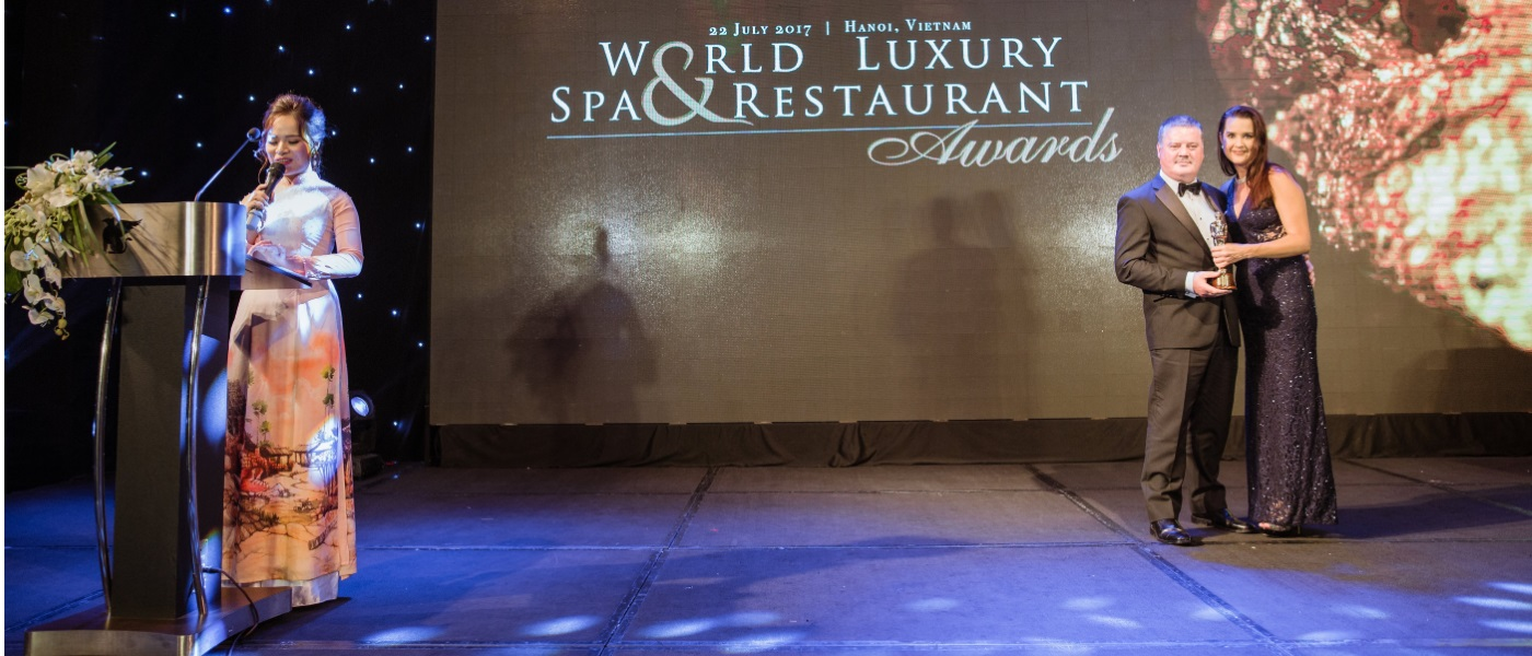 2017 World Luxury Restaurant Awards…