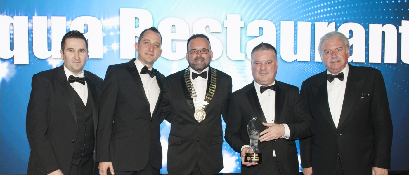 Award Winner with Fingal Dublin
