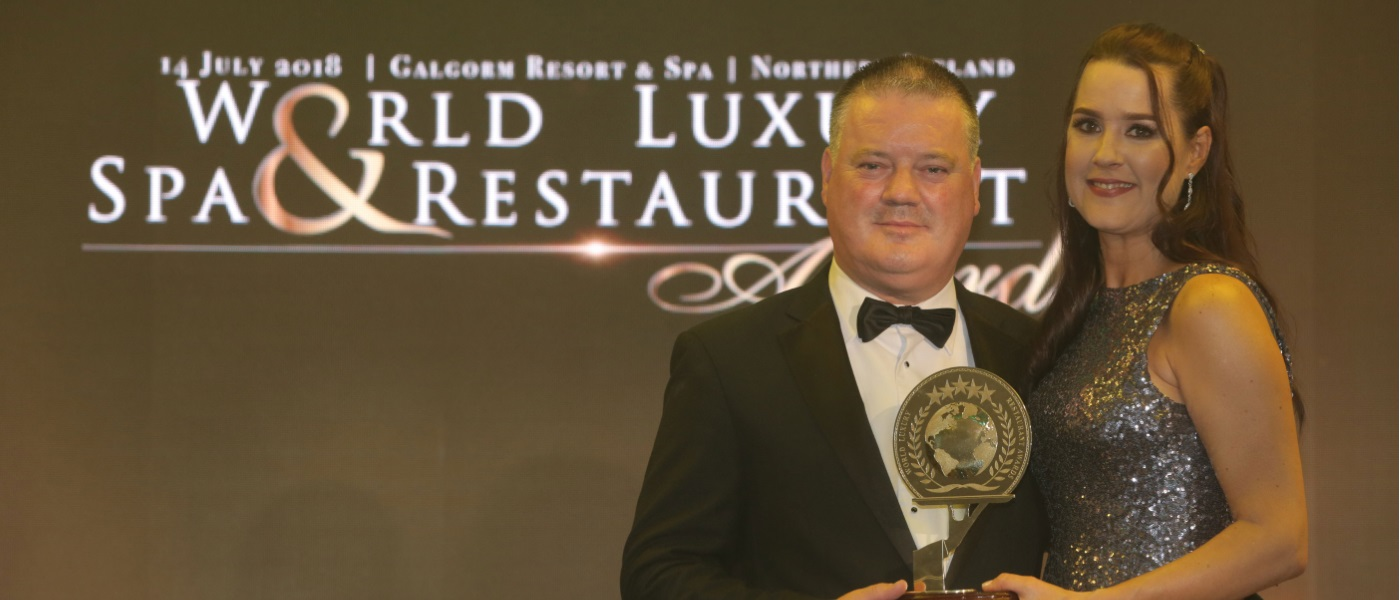 World Luxury Restaurant Award Winner 2018