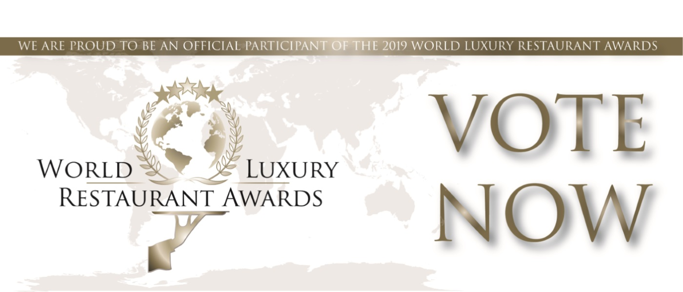 Vote for us in the World Luxury Awards